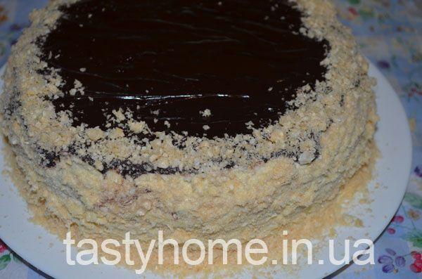 Бисквитный торт рецепт чародейка