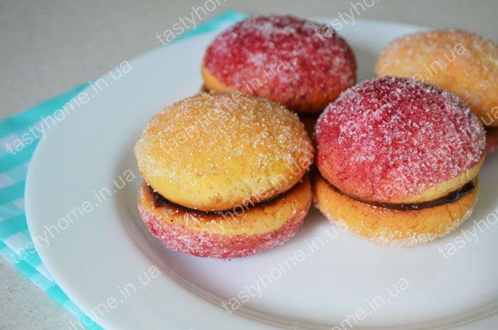 Пирожные персики пошаговый рецепт