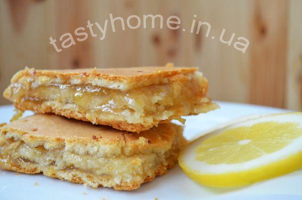 Пирог лимонник пошаговый рецепт с