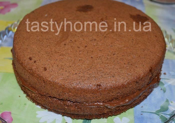 Шоколадный торт по госту рецепт пошагово в домашних условиях