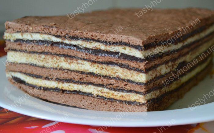 Торт крем-брюле рецепт пошагово с фото