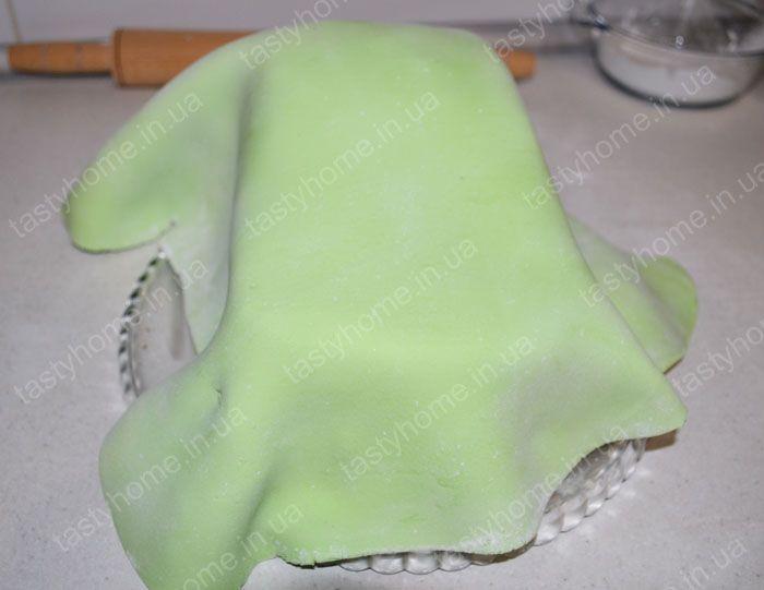 Как сделать торт в виде машины пошагово