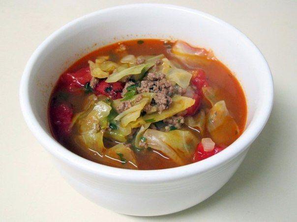 сырный рисовый суп