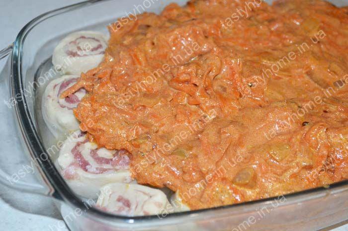 штрумбы кубанские рецепт в духовке