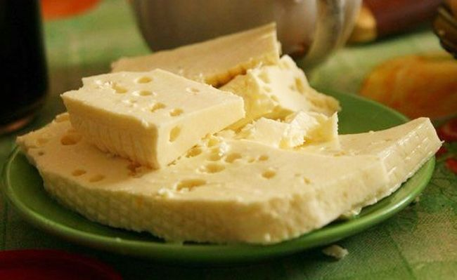 Как сделать сыр рецепт с фото