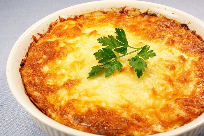 Простой и вкусный рецепт картофельной запеканки